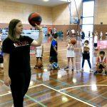 School Holiday Basketball Camps Photos - 2019- 24