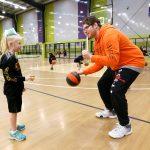 Basketball training - School holiday basketball program July 2019