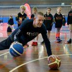 Brett Rainbow - School holiday basketball camp July 2019